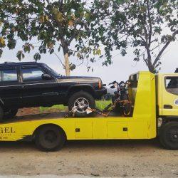 truck towing, jasa towing, mobil derek, kendaraan angkutan barang,